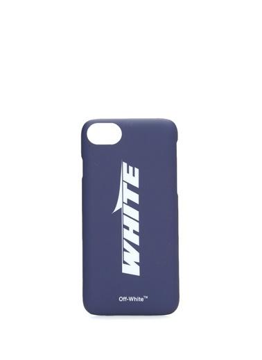 Off-White Cep Telefonu Kılıfı Mavi